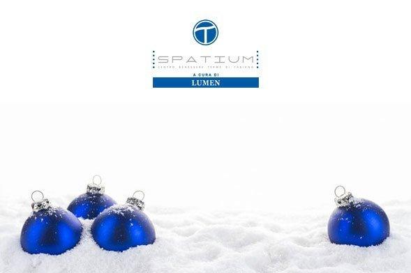 A Natale regala benessere con il Day Spa di T-Spatium