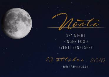 Torna la SPA NIGHT a Tabiano Terme