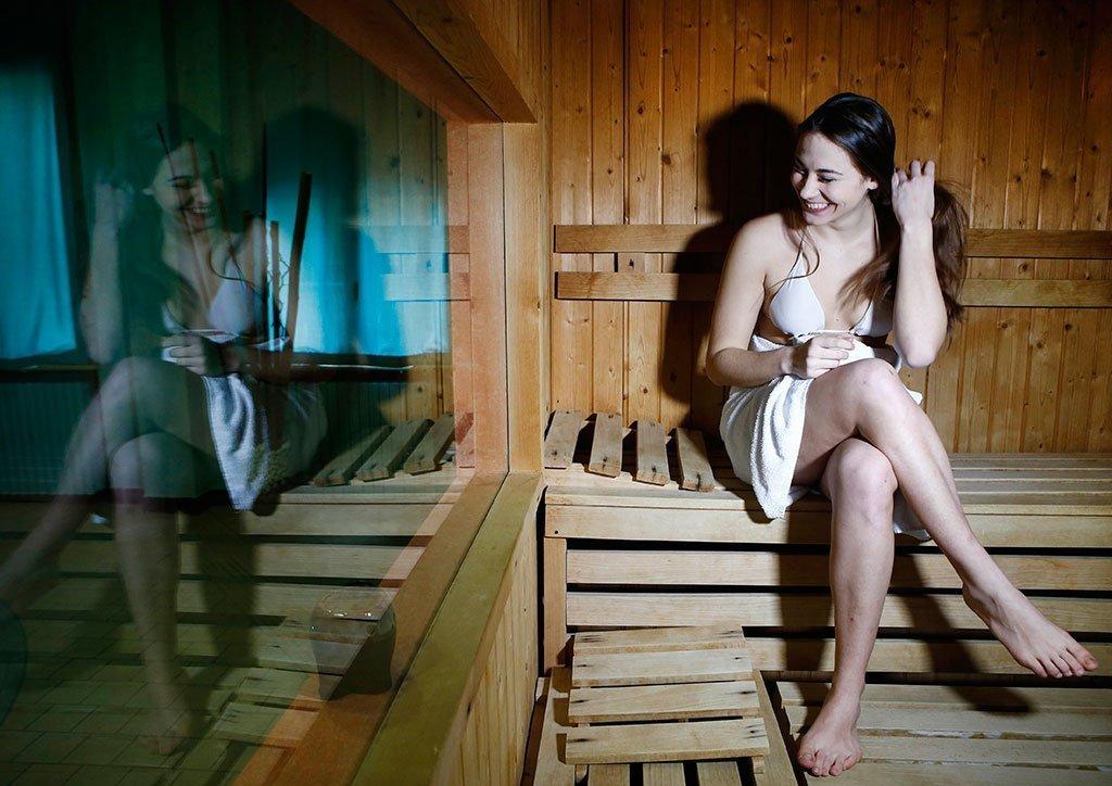 Dove concederti una ottima sauna vicino a Parma?