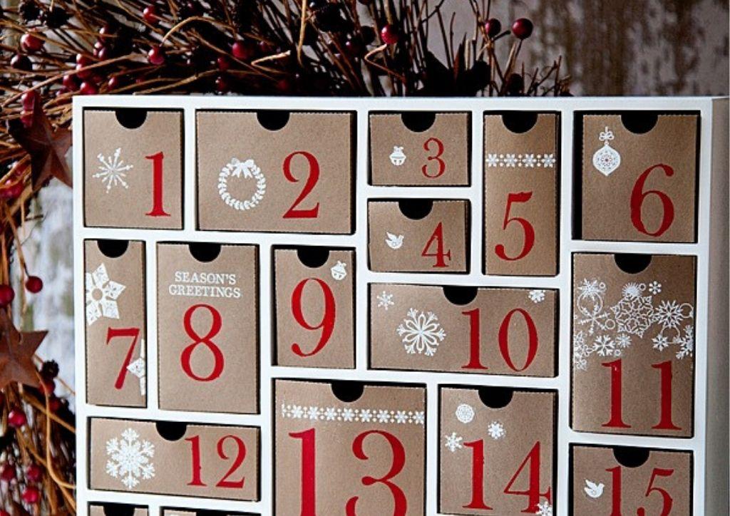 T-Spatium propone 24 idee benessere per il Calendario Avvento 2019